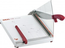 Hebelschneidemaschine 1134 Schnittleistung:25Blatt Schnittlänge:35cm