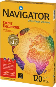 Navigator Colour Documents Kopierpapier A3 120g