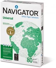 Navigator Universal Kopierpapier A3 80g weiß sehr hohe Weiße