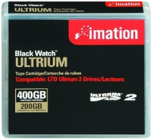 Data Cartridge LTO Ultrium 1, BlackWatch in Plastikbox