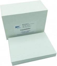 BBV-Domke Doppeletikett vor Packung