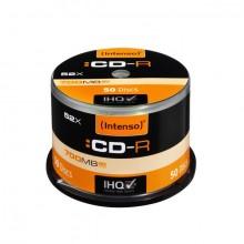 Rohling CD-R 80 Min. 700MB, 52x, 50er Cakebox