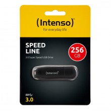 Speicherstick Speed Line USB 3.0 schwarz, Kapazität 256 GB