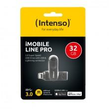 USB Stick iMobile Line PRO USB 3.0, 32 GB, bis zu 70 MB/s,