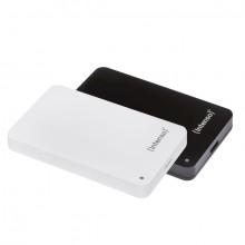 Portable Festplatte USB 3.0 500GB in schwarz