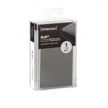 """Externe Festplatte 2,5"""" USB 3.0, 1TB, Aluminium, anthrazit"""