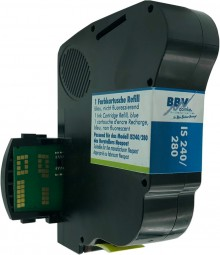 BBV-Domke Refill-Farbkartusche Neopost IS-240, IS-280
