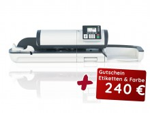 Quadient (ehem. Neopost) Frankiermaschine iX-5 (+240€Material‑Gutschein)¹