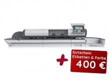 Quadient (ehem. Neopost) Frankiermaschine iX-7 (+400€Material‑Gutschein)¹