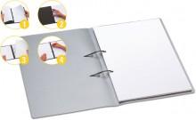 Jalema Avanti Stripbinder A4 weiß-transparent # 1500130