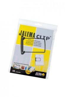 Abheftbügel, Clip schwarz, flexibler Heftmechanismus, Blättern wie im Buch