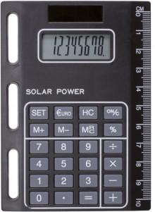 Jüscha Rechner mit Abheftlochung für Systemplaner, Solar