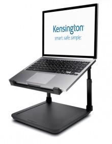 Laptopständer SmartFit, schwarz, für Laptops bis 15,6 Zoll, Gewicht: 3,5kg
