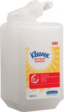 Handdesinfektionsgel Kleenex 1 Liter für Spender 6948,6955,7124,7173