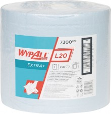WYPALL L20 EXTRA+ Wischtücher Rolle 2-lagig