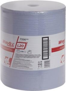 WYPALL L20 Wischtücher Rolle 2-lagig