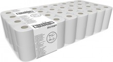 Toilettenpapier 2-lagig weiß, f.Spender 6992,719, 8x250 Blatt