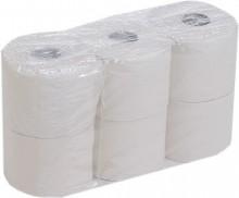 Toilettenpapier 2-lagig weiß, f.Spender 6992,719, 6x400 Blatt