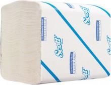 Toilettenpapier Einzelblatt 2-lagig, weiß, f.Spender 6946,6990