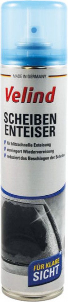Scheibenenteiser Spray
