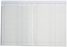 Spaltenbuch A4 3 Spalten 40 Blatt holzfrei, kartoniert