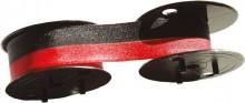 Farbband Gr. 51 schwarz/rot für Büroring 1234, 1001, 1272, Canon