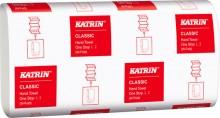 Falthandtuch Katrin Classic OneStop L2 2310 Bl.,2-lg. weiß 20,0 x 34cm