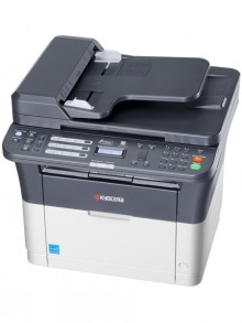 Multifunktionsdrucker FS-1325MFP, inkl. UHG, 4 in 1-System