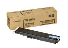 Toner-Kit TK-800Y yellow für FS-C8008DN, C8008DTN, C8008N,