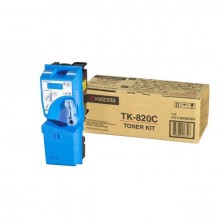 Toner-Kit TK-820C cyan für FS-C8100DN