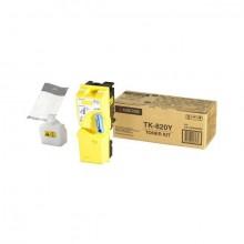 Toner-Kit TK-820Y yellow für FS-C8100DN