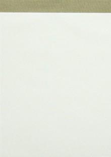 Notizblock, A6, 50 Blatt, 70g/qm, Lineatur 20, blanko, grau gefälzelt