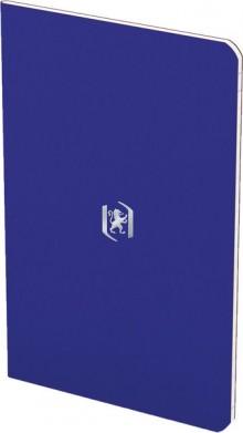 Oxford Pocket Notes Notizhefte 24 Blatt, 90 g/qm, blau + lakritz