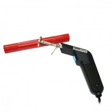 Der Heizwiderstand des Stiftes ist auf den Schmelzpunkt des Lacks