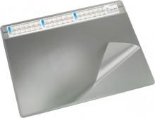 Schreibunterlage DURELLA Soft, 50x65cm, grau # 47653