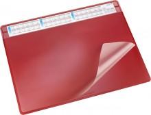 Schreibunterlage DURELLA Soft, 50x65cm, rot # 47654
