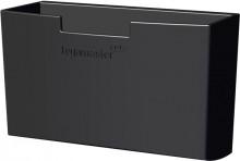 Glasboard Zubehörhalter magnethaft schwarz # 7-122700