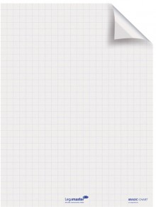Legamaster Magic Chart Folienrolle mit 25 Folienblättern