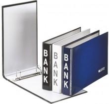 Bank-Ordner 2 Ring 20mm Mechanik Farbe blau