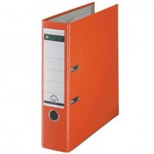 Leitz Ordner PP A4 RB 80mm orange