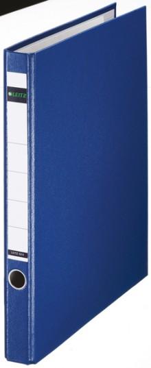 Ringordner ohne Schlitze A4 2-Ring, 35mm, blau