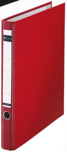 Ringordner ohne Schlitze A4 2-Ring, 35mm, rot