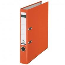 Ordner 101550, PP A4 RB 52mm orange 180° Ordner Präzisionsmechanik