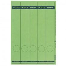Rückenschild I+L+K lang/sm gn 125St 25 Blatt A4