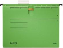 Hängehefter Alpha farbig A4 grün 250g/qm Colorspankarton