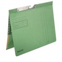 Combi Pendelhefter, kaufmännische Heftung, mit Tasche, grün