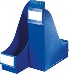 Stehsammler A4 PS blau