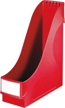Stehsammler A4 PS rot