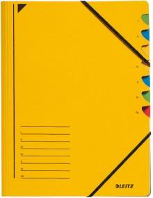 Leitz Ordnungsmappe in gelb