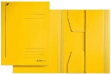 Leitz Jurismappe in gelb - Produktansicht